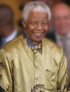Nelson Mandela - Todos estamos destinados a Brillar